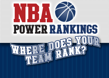 The 2014-15 NBA season is finally here with more intrigue than you can shake a stick at. (Where does that […]