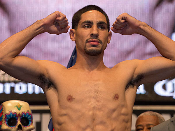 Danny Garcia Knocks Out Rod Salka In 2nd Round In Dominant Performance