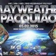 The live press conference between Floyd Mayweather and Manny Pacquiao courtesy of Showtime Sports:
