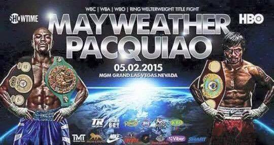 Pacquiao - Mayweather. La pelea del Milenio. Maypac