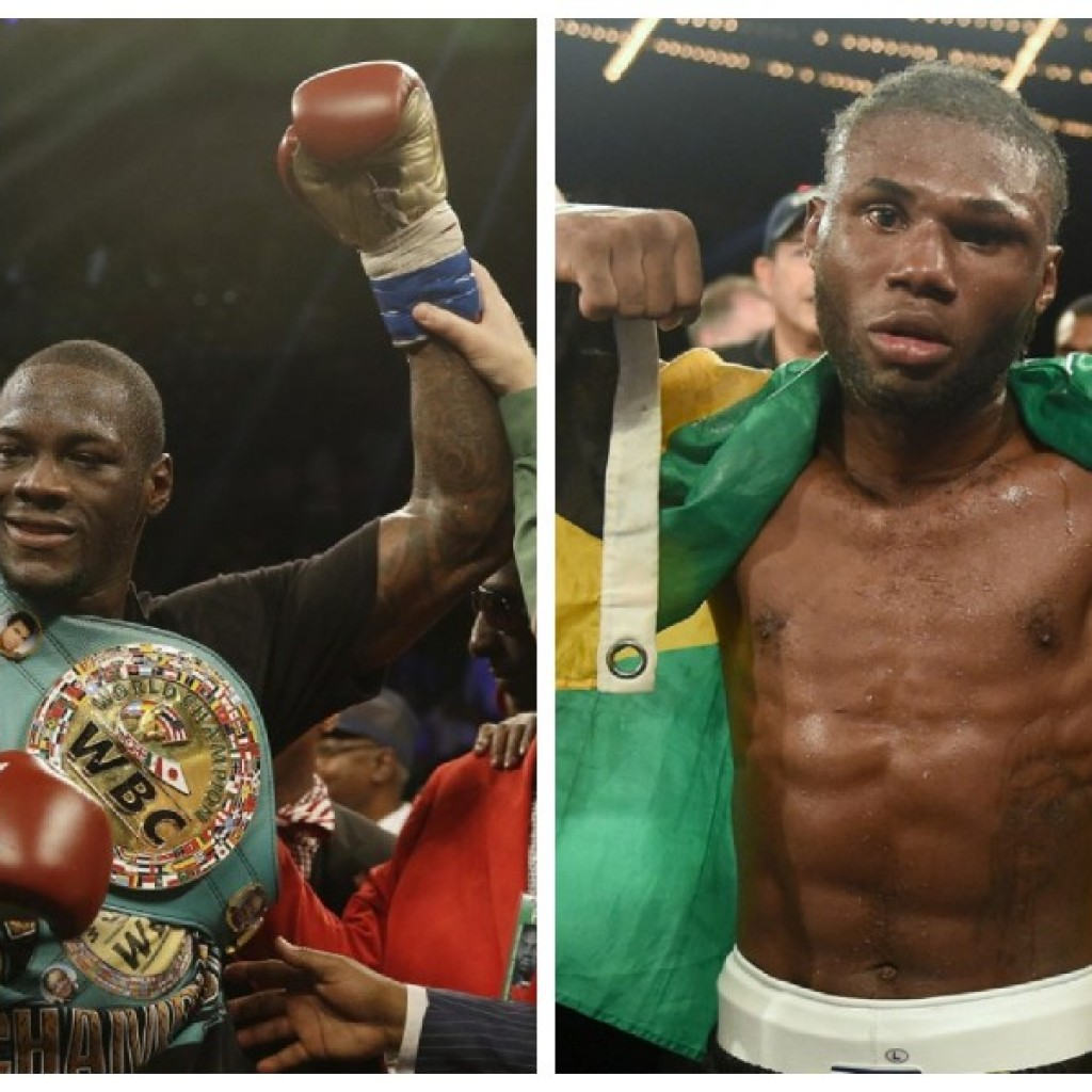 Deontay Wilder And Nickolas Walters Both Win