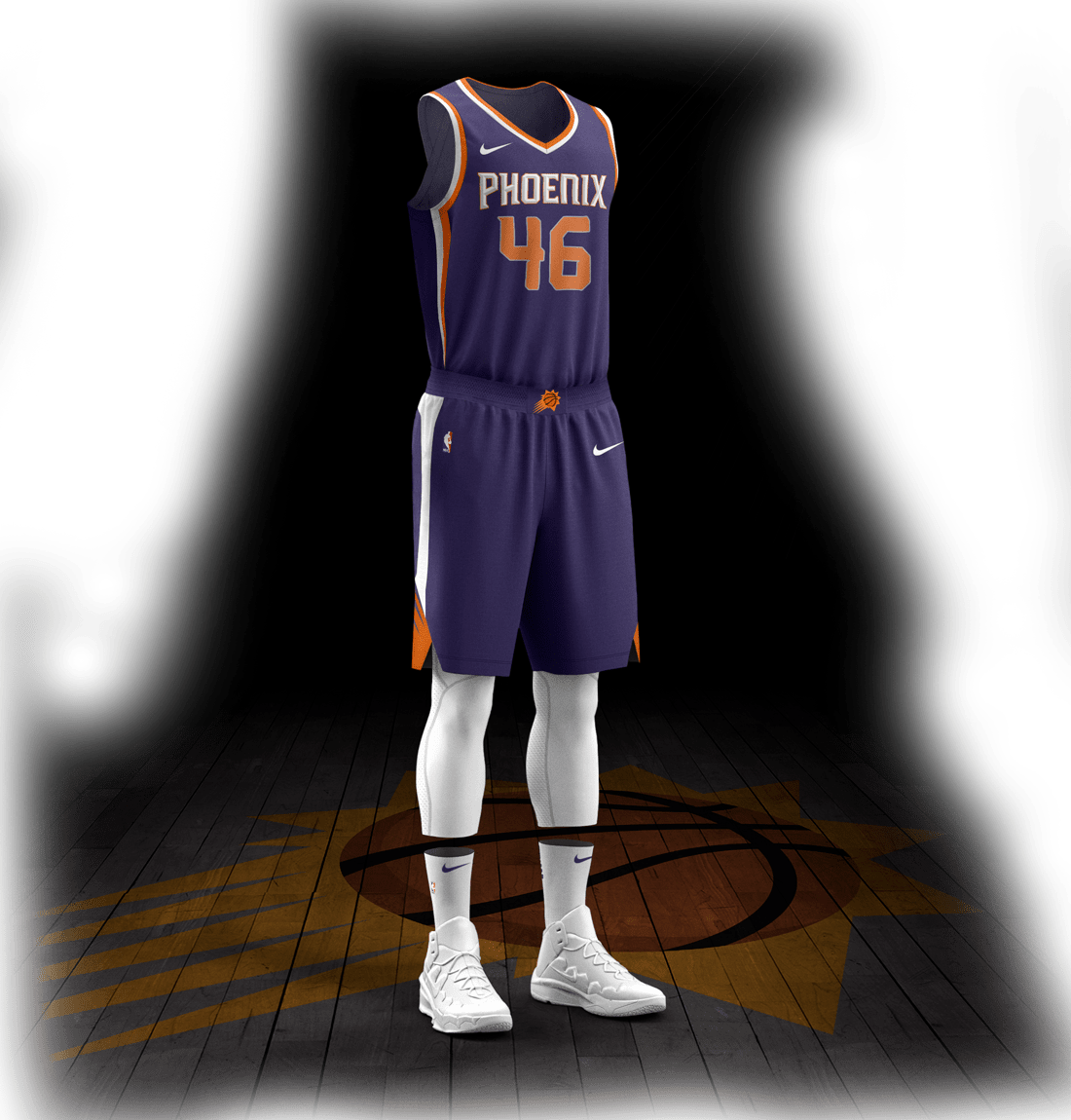 new arrive e6d3c 34949 Top and Bottom 3 Rankings of Nike's New NBA Threads | Shaw ...