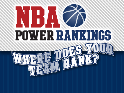 Image result for nba power rankings