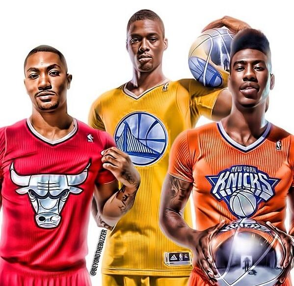 55dc52dfc Sleeved Jerseys for Christmas  The NBA says yes.