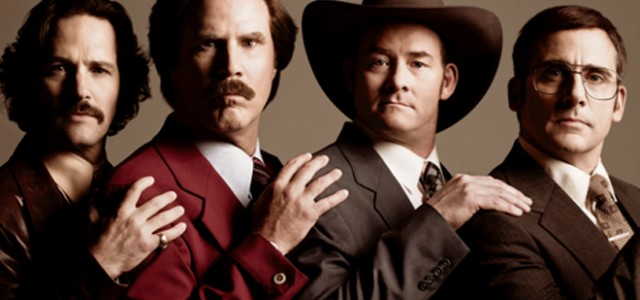 With the upcoming sequel to 'Anchorman: The Legend of Ron Burgundy' comes the much anticipated  'Anchorman 2: The Legend Continues'. […]