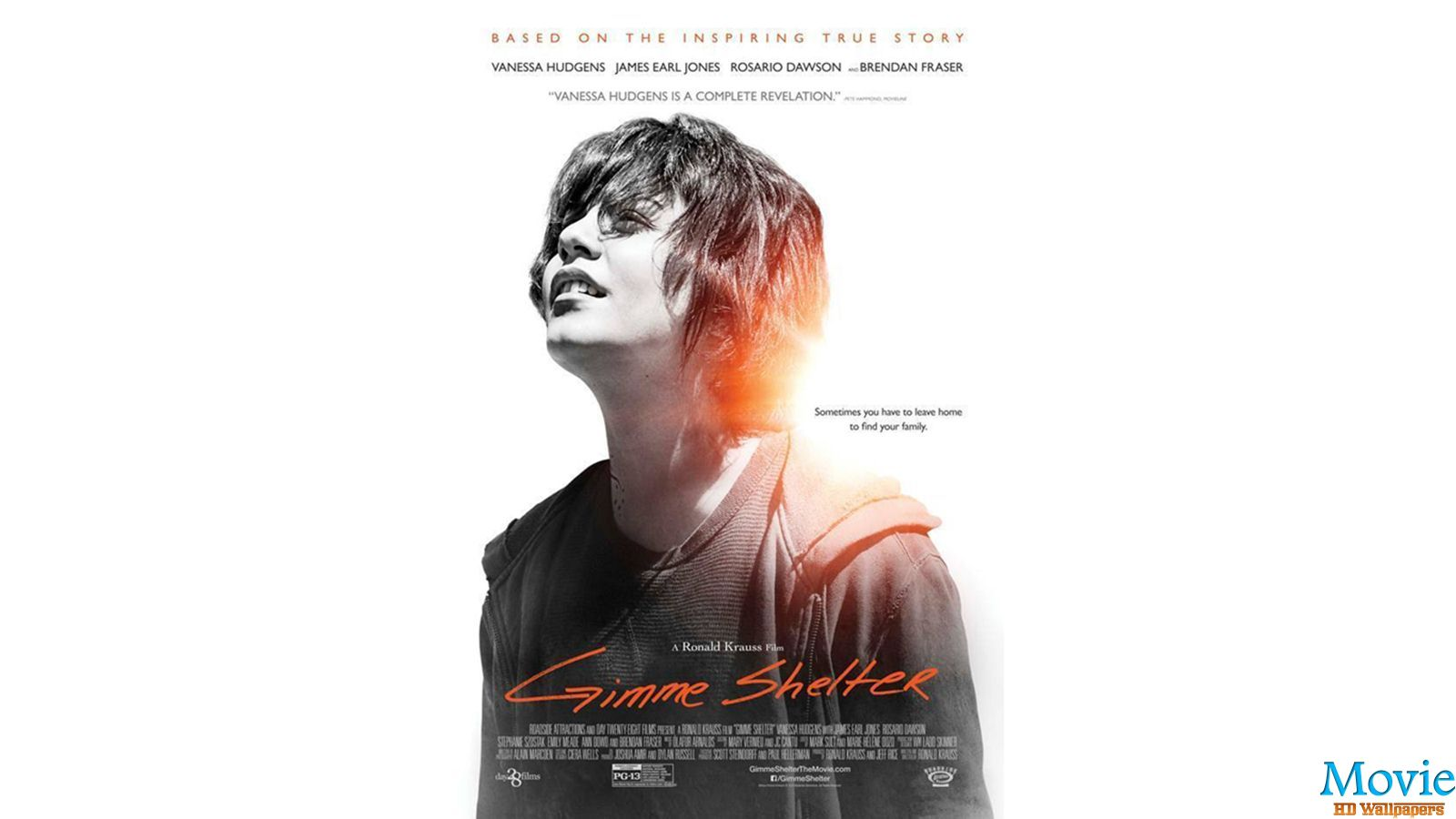 Vanessa Hudgens shines in 'Gimme Shelter' | Shaw Sports