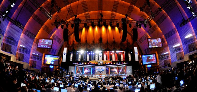 Here's a look at our latest Mock Draft.     PICK NO. TEAM NAME POSITION SCHOOL COMMENTS 1 Jadeveon Clowney […]