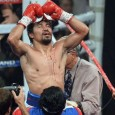 Nobody was surprised by the outcome, but it was touch and go for a while there. Manny Pacquiao (56-5-2) dominated […]