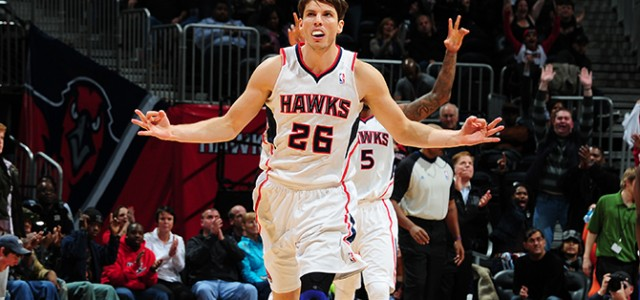 Kyle Korver of the Atlanta Hawks has added another accomplishment to his impressive play over the past year in Atlanta. […]