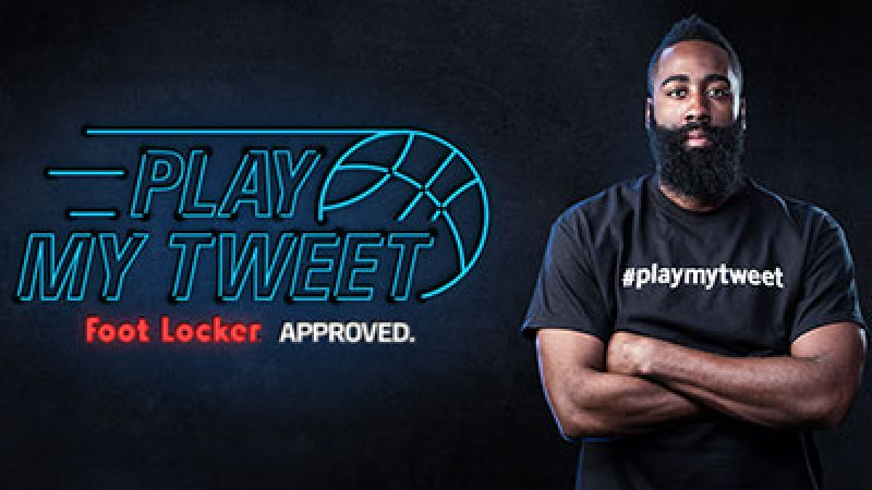 075da827736f Have James Harden do whatever you want with Play My Tweet
