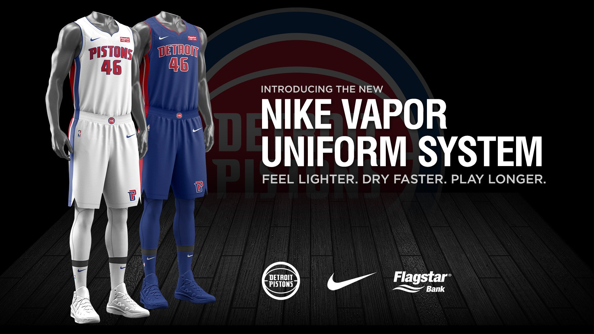 6b5991080b9 Nike s jerseys will come with matching tights that many players already  wear underneath their shorts.