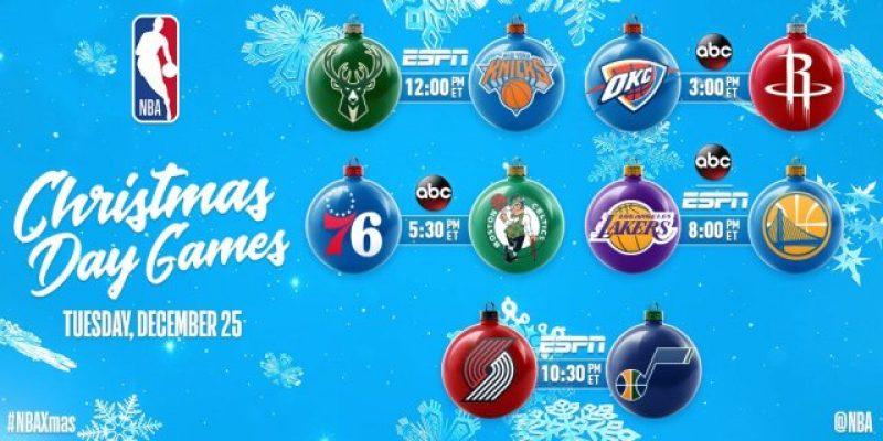 Nba Christmas.The Baseline Nba Christmas Preview Shaw Sports